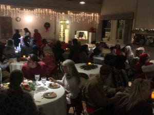 Wed Night Potluck Social @ Nevada City Oddfellows Hall