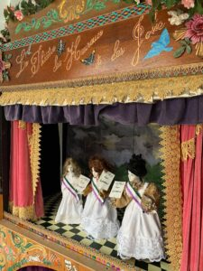 The Suffragist Puppets